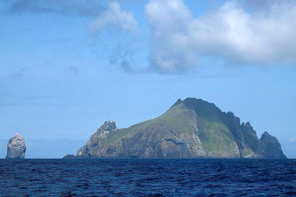 Das Archipel St. Kilda