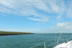 Zeeland - Ansegeln mit kleinen Herausforderungen - Krabbenkreek - Sint Annaland