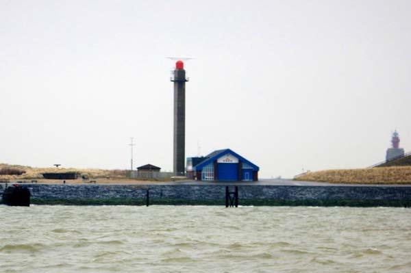 Radarüberwachung und Seenotrettung vor Walcheren