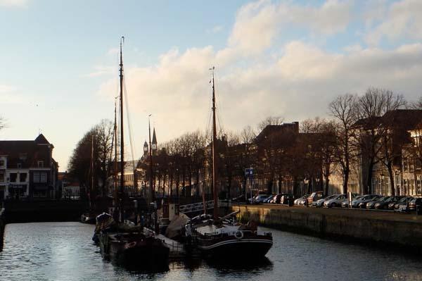 Museumshafen in Zierikzee