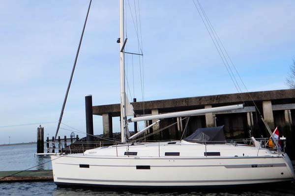 Bavaria 36 Cruiser von Enjoy Sailing