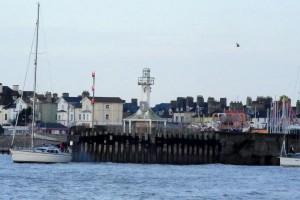 Lowestoft International Port Traffic Signals