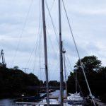 HR 352 Rossfort auf der Insel Dänholm