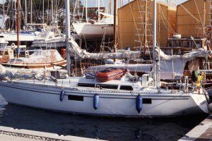 Türkei - Segelyacht ElCidGibSea126-1991
