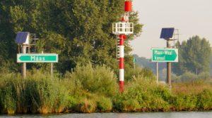 Sommertörn mit der Motoryacht Arosa in den Niederlanden - Maas-Waal Kaanal