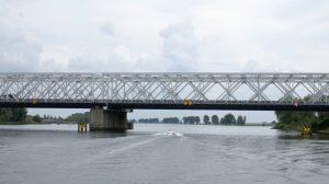Brücke bei Keizersveer