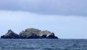 Les Etacs bei Alderney