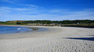 Sandstrand Alderney