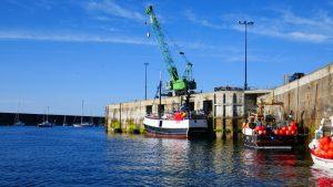 Fischkutter Alderney