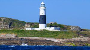 Mannez Leuchtfeuer auf Alderney
