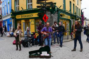 Galway Street Club Band
